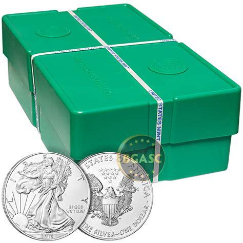 1 Oz Silver Eagle 2018 - buy 2018 1 oz american silver eagle bullion coin 999