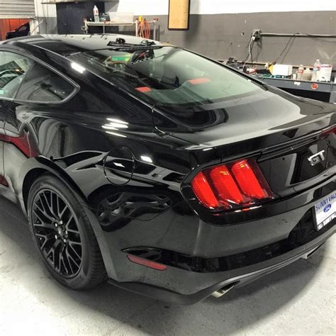 black car special 2015 mustang paint protection aegis automotive aircraft detailingaegis
