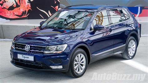 volkswagen malaysia five reasons why the volkswagen tiguan comfortline is the