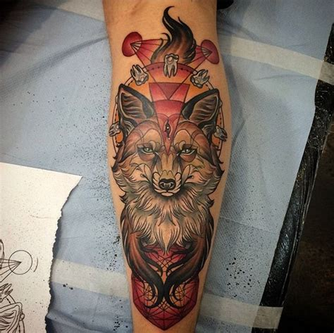 animal tattoo perth fox forearm tattoo best tattoo ideas designs awesome