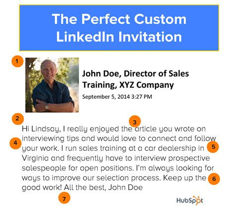 templates for your linkedin invites how to write the perfect linkedin invitation template