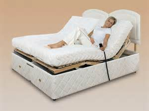 furmanac mibed electric adjustable king size bed