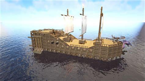 ark boat mod ark survival evolved 10 neue schiffe mit der advanced