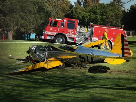 harrison ford plane crash ntsb reports cause of harrison ford plane crash