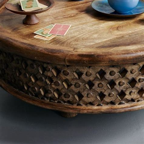 Carved Wood Coffee Table Carved Wood Coffee Table It Lovely