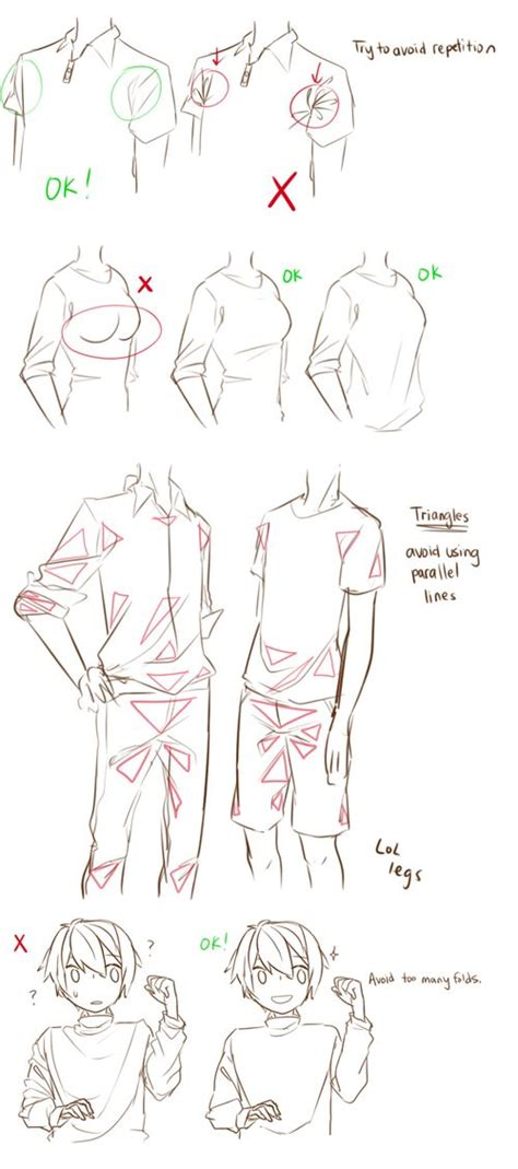 How To Determine Your Decorating Style by Clothes Folding Character Design References Find