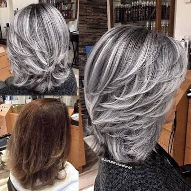 frosted hair before and after best 25 frosted hair ideas on pinterest grey hair to