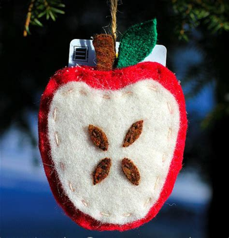 Does Apple Have Gift Cards - apple for teacher gift card ornament allfreekidscrafts com