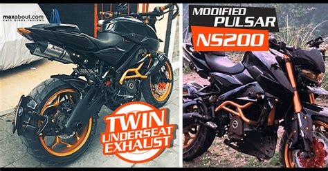 pulsar 200 ns modified newhairstylesformen2014 com pulsar ns bike modified impressively modified bajaj pulsar