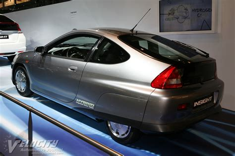 picture of 2000 honda insight
