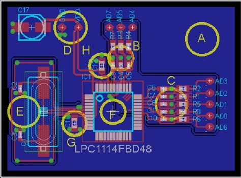 analog layout design guidelines app note pcb layout for analog to digital converters