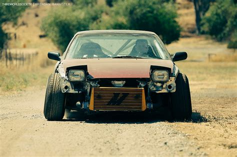 drift cars 240sx nissan 240sx drift car driveway built flickr photo