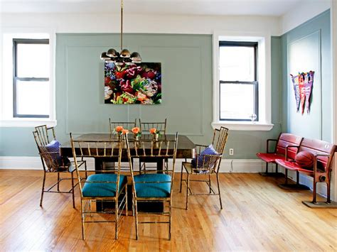 eclectic dining rooms photos hgtv