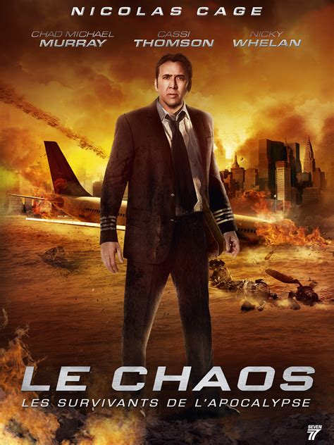film nicolas cage streaming le chaos film 2014 allocin 233
