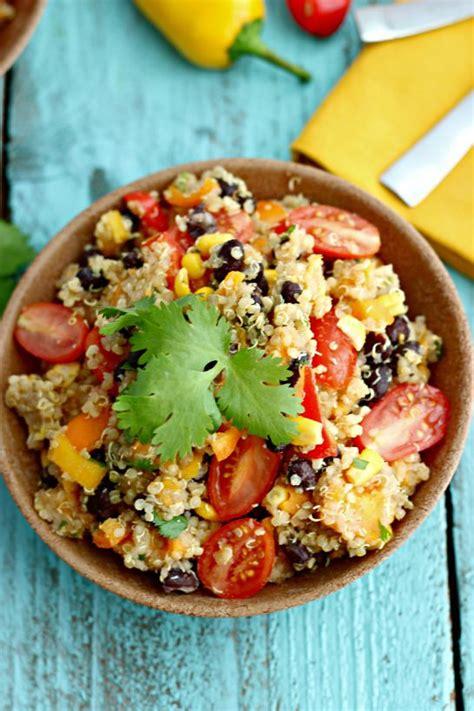 Detox Potatoes by Detox Quinoa Salad Recipe Potato Salad Sweet And Beans
