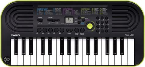 Keyboard Merk Techno bol casio keyboard sa 46 groen electronic
