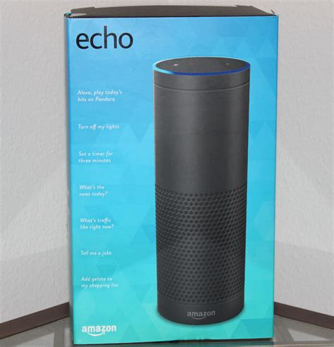 amazon echo amazon echo review personal assistant to control your