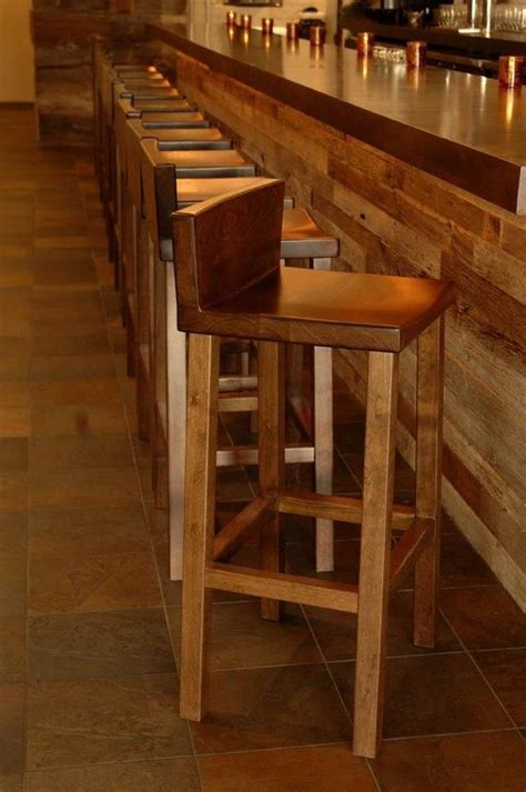 barstools   solid wood perfect
