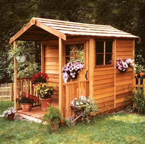 cedarshed canada cedar shed kits  gazebo kit