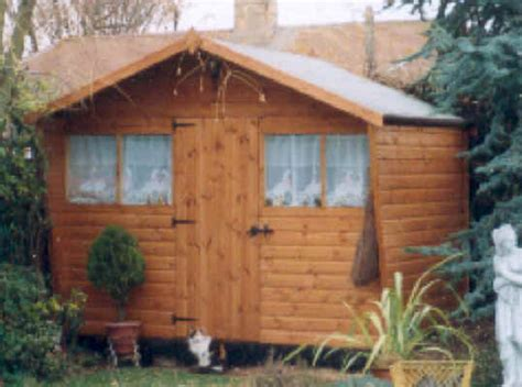 Chalet Sheds by Chalet Style Garden Sheds By Sheds Unlimited