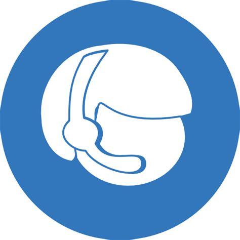 Customer Clipart Free blue customer service clip at clker vector clip