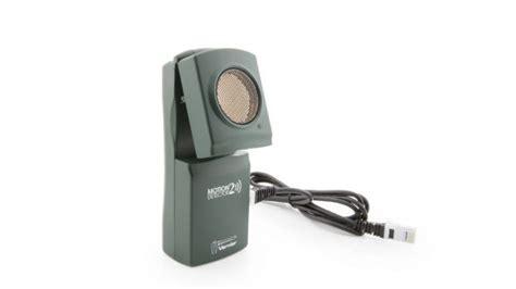 motion detector motion detector vernier