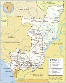 administrative map of republic of the congo 1200 pixel