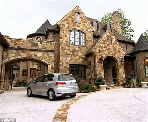 Kroy Biermann House by Real Zolciak Shares Snaps Of Amazing