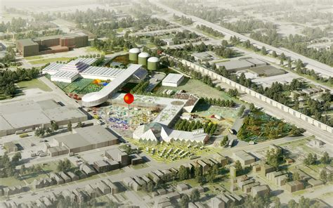Ky Food St Office by Oma Designs Master Plan For Kentucky Food Market