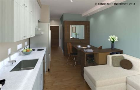 storage ideas for micro apartments
