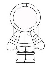 astronaut template astronaut templates crafts