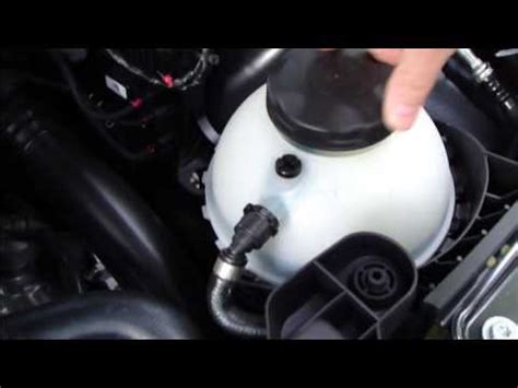 bmw 1 series engine coolant how to check add coolant level bmw 3 serie f30 years 2013