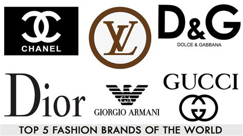 best logos in the world best fashion brands in the world my site daot tk
