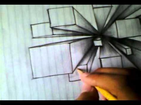 imagenes 3d a lapiz faciles gabriel maican pasos faciles para hacer un 3d youtube