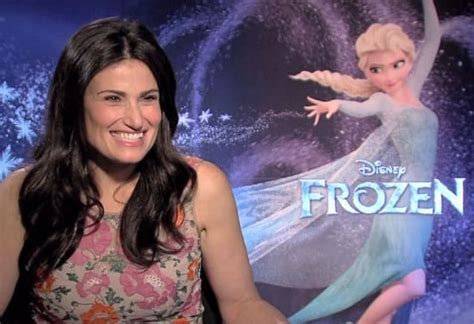 2013 film queen who sings let it go frozen exclusive idina menzel is ready to let it go