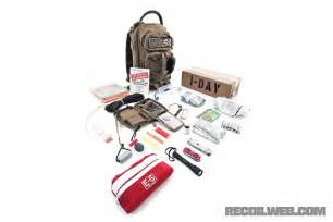 get home bag echo sigma emergency get home bag ghb recoil magazine