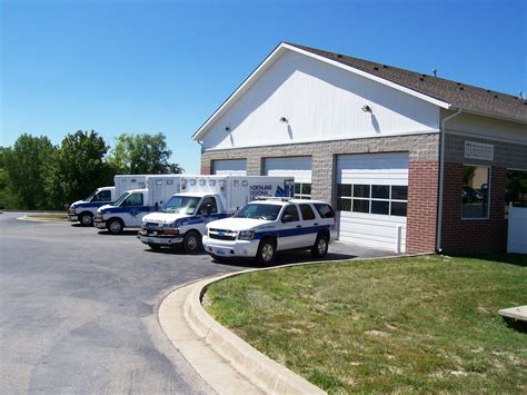 Platte City Post Office by Northland Regional Ambulance District Home