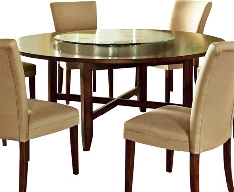72 inch round dining room tables steve silver avenue 72 inch round dining table