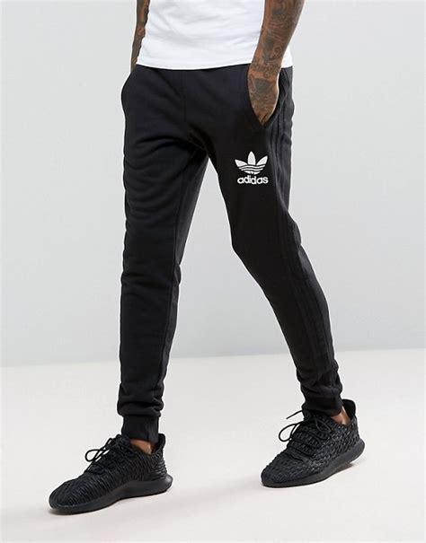 Jogger Adidas adidas originals adidas originals 3 stripe jogger in