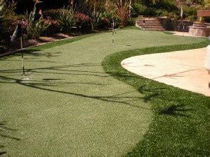 las vegas artificial grass putting greens installation