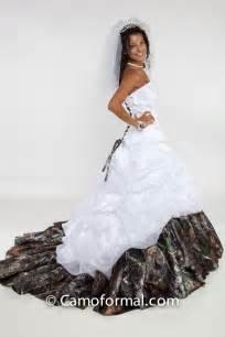 Camo Wedding Dresses Mossy Oak New Breakup Attire Camouflage Prom Wedding Homecoming Formals