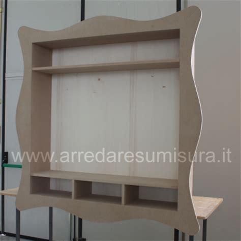 cornici mobili mobili arredamenti it libreria sospesa con cornice