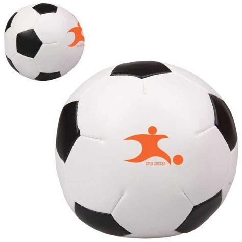Soccer Giveaways - soccer ball pillow trade show giveaways 1 98 ea