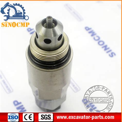 Safety Valve Pn 723 90 61300 723 40 91200 excavator relief valve fit