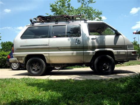 Cars Of A Lifetime 1987 Toyota 4 215 4 Van You Just Can T