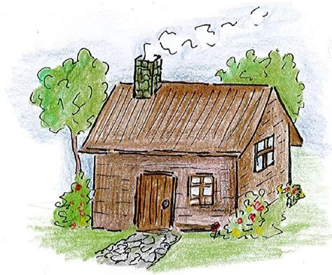 draw my house farmers house my country drawings pictures drawings