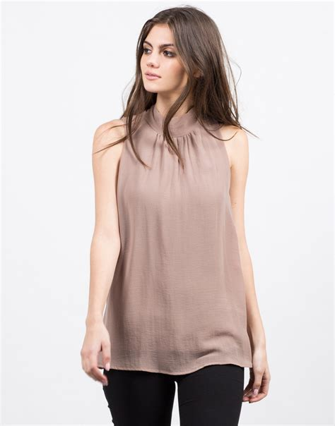 Blouse Chiffon chiffon blouse sleeveless blouse styles