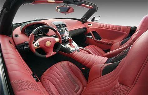 Custom Car Interiors by The 50 Most Outrageous Custom Car Interiors29 Saturn Sky