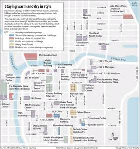 State Street Chicago Shopping Map downtown chicago tourist map 111 e wacker chicago