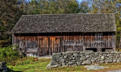 free photo barn connecticut scenic farm free image on pixabay 227557